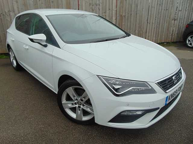 SEAT Leon 5 Door  2.0 TSI (190ps) FR DSG