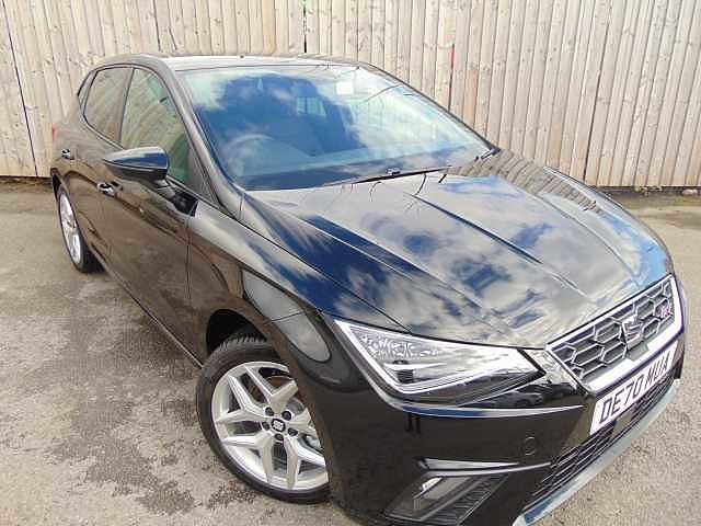 SEAT Ibiza 1.0 TSI (115ps) FR DSG 5-Door
